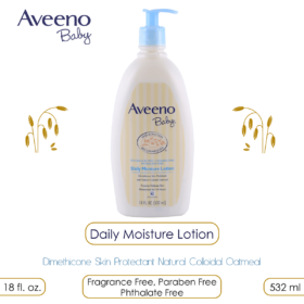 Aveeno Baby Daily Moisture Lotion 532 ml